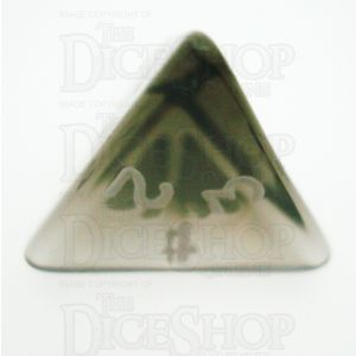 D&G Gem Smoke D4 Dice