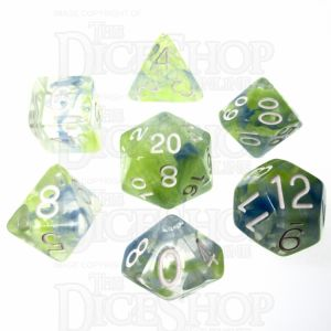 Role 4 Initiative Diffusion Thunderbird 7 Dice Polyset