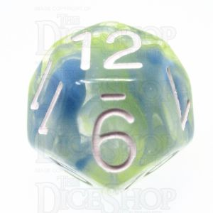 Role 4 Initiative Diffusion Thunderbird D12 Dice