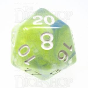 Role 4 Initiative Diffusion Thunderbird D20 Dice