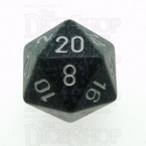 Chessex Speckled Ninja D20 Dice