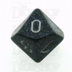 Chessex Speckled Ninja D10 Dice