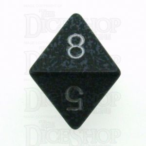 Chessex Speckled Ninja D8 Dice