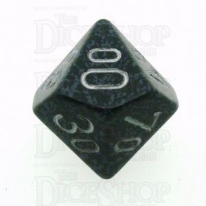 Chessex Speckled Ninja Percentile Dice