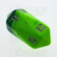 Crystal Caste Toxic Slime D12 Dice