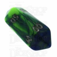 Crystal Caste Toxic Slime Percentile Dice