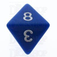 TDSO Opaque Blue D8 Dice