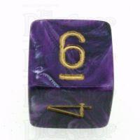 Chessex Vortex Purple D6 Dice