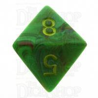 Chessex Vortex Slime D8 Dice