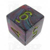 Chessex Festive Mosaic D6 Dice