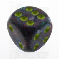 Chessex Festive Mosaic 16mm D6 Spot Dice