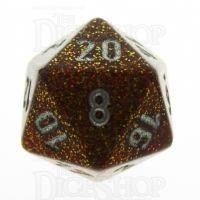 Chessex Glitter Gold D20 Dice