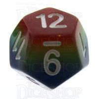 TDSO Layer Rainbow D12 Dice