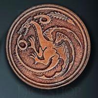 Dragon Legendary Metal Copper Coin
