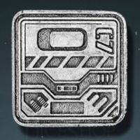 Sci-Fi Legendary Metal Silver Coin