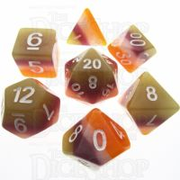 TDSO Layer Desert 7 Dice Polyset