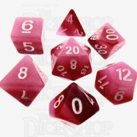 TDSO Layer Rose 7 Dice Polyset