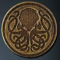 Cthulhu Legendary Metal Gold Coin