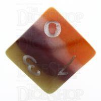 TDSO Layer Desert D10 Dice