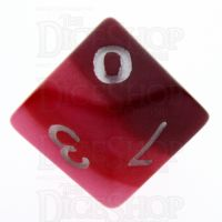 TDSO Layer Rose D10 Dice