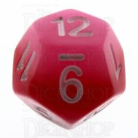 TDSO Layer Rose D12 Dice