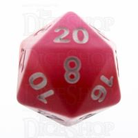 TDSO Layer Rose D20 Dice