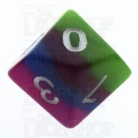 TDSO Layer Tropical D10 Dice