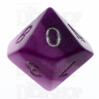 TDSO Layer Purple D10 Dice
