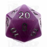 TDSO Layer Purple D20 Dice