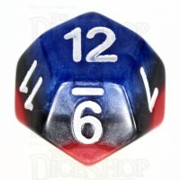 TDSO Layer Burning Sand D12 Dice