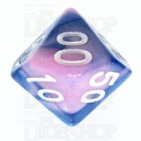 TDSO Duel Blue & Pink Percentile Dice