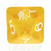 TDSO Light Unicorn D8 Dice