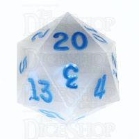 GameScience Blue Opal & Blue Ink D20 Dice