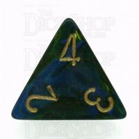 Chessex Scarab Jade D4 Dice