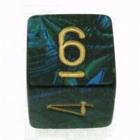 Chessex Scarab Jade D6 Dice