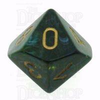 Chessex Scarab Jade D10 Dice