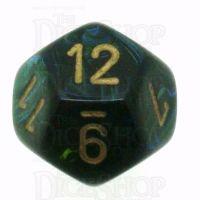 Chessex Scarab Jade D12 Dice