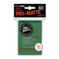 Ultra Pro Matte SMALL Sized Sleeves x 60 - Green