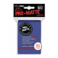 Ultra Pro Matte SMALL Sized Sleeves x 60 - Blue