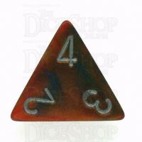 Chessex Lustrous Gold D4 Dice