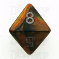 Chessex Lustrous Gold D8 Dice
