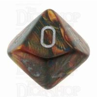 Chessex Lustrous Gold D10 Dice