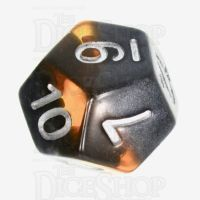 TDSO Mineral Amber D12 Dice
