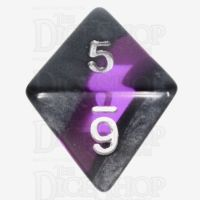 TDSO Mineral Amethyst D8 Dice