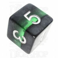 TDSO Mineral Emerald D6 Dice