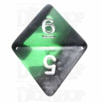 TDSO Mineral Emerald D8 Dice
