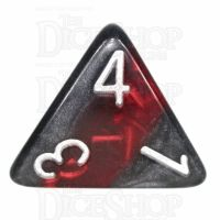 TDSO Mineral Ruby D4 Dice