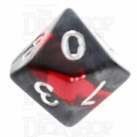 TDSO Mineral Ruby D10 Dice