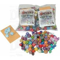 Chessex Pound of Dice - Massive Pack