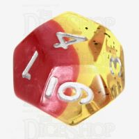 TDSO Layer Passion Fruit D12 Dice
